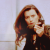 shanaqui: Ziva from NCIS, pointing a gun forward, her hair blown a little in the wind. ((Ziva) Gun)