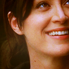 shanaqui: Kate from NCIS, close-up of her face, smiling. ((Kate) Pretty)