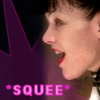 clare_dragonfly: Abby from NCIS, text: squee! (NCIS: Abby: squee)