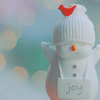 autumnmuse: by shalowater.livejournal.com (Tiny Snowman)