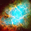 alexseanchai: blue-and-orange nebula (Blue-and-orange nebula)