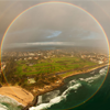 alexseanchai: 180-degree rainbow arc (Rainbow full arc)