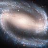 alexseanchai: bar galaxy (Bar galaxy)