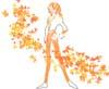 heavenscalyx: (juri leaves)
