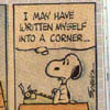 nashira: ((Peanuts) Into a Corner - Snoopy)