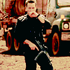 longboardsonme: Photo of McGarrett with big black gun. (H50 - STEVE; GUN!PORN)