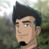 evowhisperer: ((Goatee) Breezy smile)