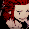killitwithfire: Axel's sexy smirky smile (firedancer)
