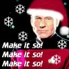 lordyellowtail: (Captain Picard Santa)
