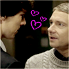 angelzash: (Sherlock/John Hearts)