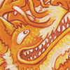 replacementparts: Smiling dragon, optimism, bright (Default)