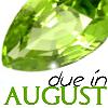 auraofmyself: Due in August (Due in August)