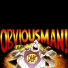 sylleptic: Obviousman reveals himself! (comics; Non Sequitur; Obviousman)