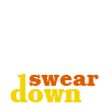 ceares: chav speak (swear down)