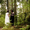 "evewithanapple: kat and rebecca against the backdrop of a forest | <lj user=""evewithanapple""</lj> (empire 