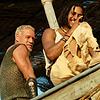 dorinda: Gunnar and Sinbad at the ship's rail, smiling. (sinbad-gunnar_smile)