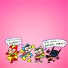 amathela: ([comics] batgirl party)
