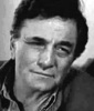 firecat: face of peter falk playing himself in the movie wings of desire (angel)