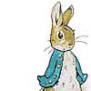 rising: a beatrix potter rabbit illustration (the cadre: beatrix potter)