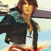 lowkey: (Squall being badass.)