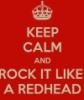 mishaminx: (Rock It Like a Redhead)