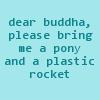 catchmyfancy: (dear buddha)