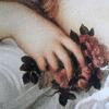 moonsongs: (flower & hand)