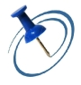 azurelunatic: LJ swirl with a blue pushpin instead of a pencil.  (pushpin)