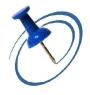 azurelunatic: LJ swirl with a blue pushpin instead of a pencil.  (pushpin)