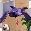 goldenrose: {Sims 2} Cynthia Newberry - Bat Attack! ({Sims 2} Cynthia Newberry - Bat Attack!)
