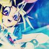 puzzlemasters: (Yugi - Blue Monochrome)