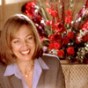 skieswideopen: CJ Cregg laughing (TWW: CJ laughing)