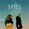 skieswideopen: Sydney and Jack Bristow (Alias: Spies)