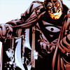 anonymousblueberry: The Midnighter from The Authority grinning manically (Midnighter would like to offer you pain)