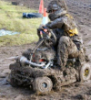 fflo: (muddy go kart)