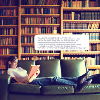 absentmindedkells: (reading: reading couch)