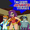 futurama: (new justice team)