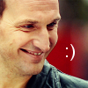 skywardprodigal: the ninth doctor grins (dr who-my doctor-nine)