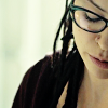 veleda_k: Cosima from Orphan Black looking down. (Orphan Black: Cosima looking down)