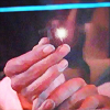 highlander_ii: from the pilot episode, MacGyver reflecting a laser with a mirror ([MacGyver] reflect the laser)
