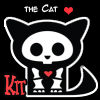 haruyuki: Skelanimals (Kit the Cat)