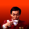 muccamukk: Captain Sulu sipping tea. (ST: Tea)