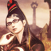roserade: bayonetta, bayonetta (☄ she's trying to make a devil out of me)