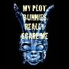 rowdy_tanner: An evil bunny (Evil plot bunny)