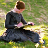 kore: (Jane Eyre - Jane writing)