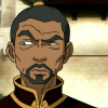 delphi: A screenshot of Avatar: The Last Airbender's Piandao raising his eyebrow. (piandao)
