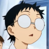 masumi_hijiri: Onoda looking mildly curious. (ehh)