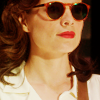 musesfool: Peggy Carter in sunglasses (the only empire i will ever build)