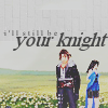 ariad: (ffviii // your knight)