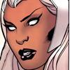 lilacsigil: Ororo/Storm face close-up (Storm)